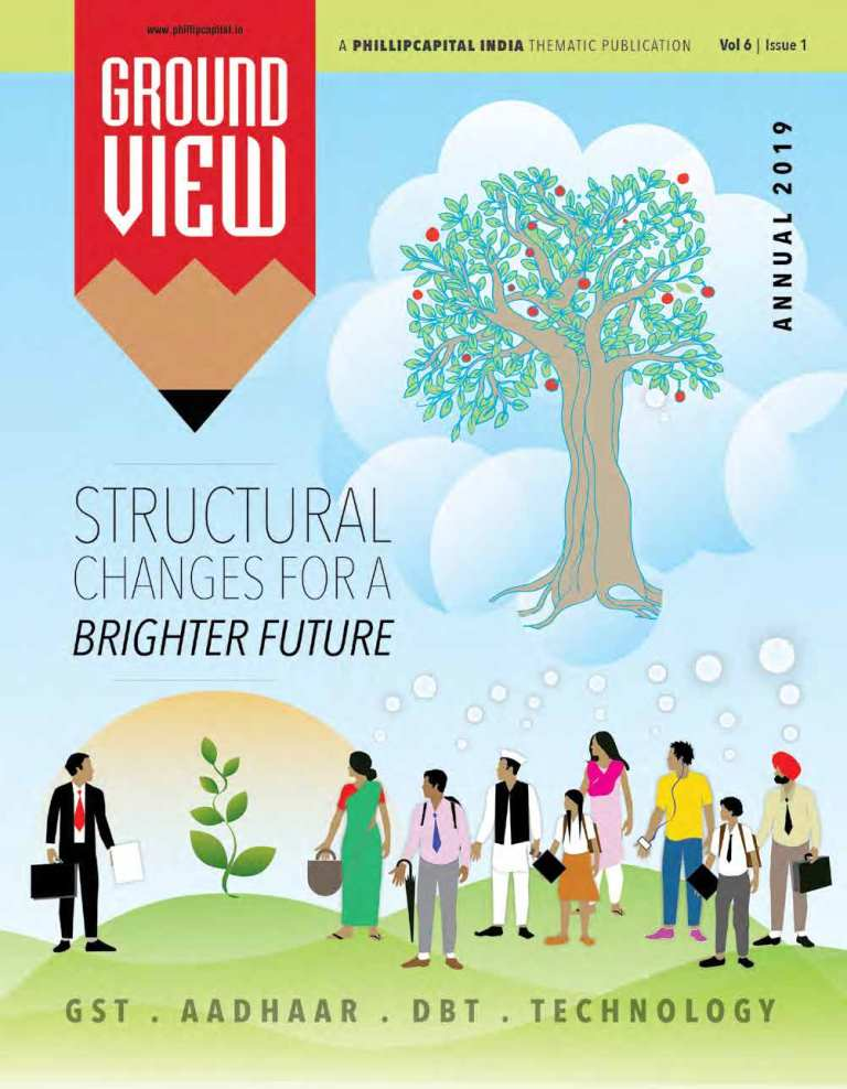 GroundView Annual Edition 2019 Image